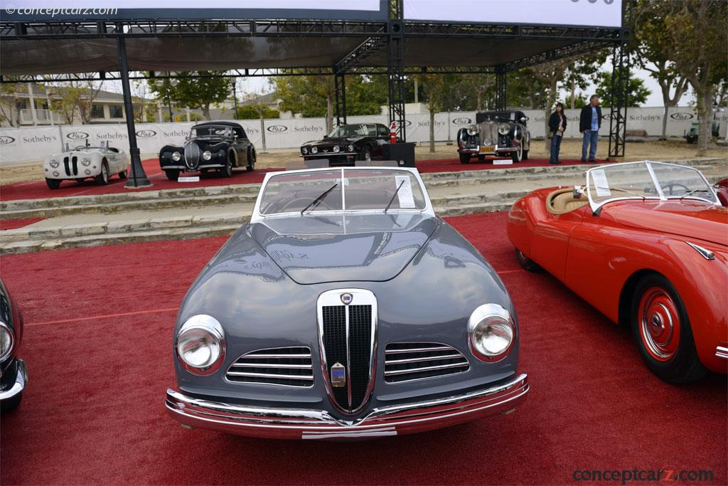 1946 Lancia Aprilia