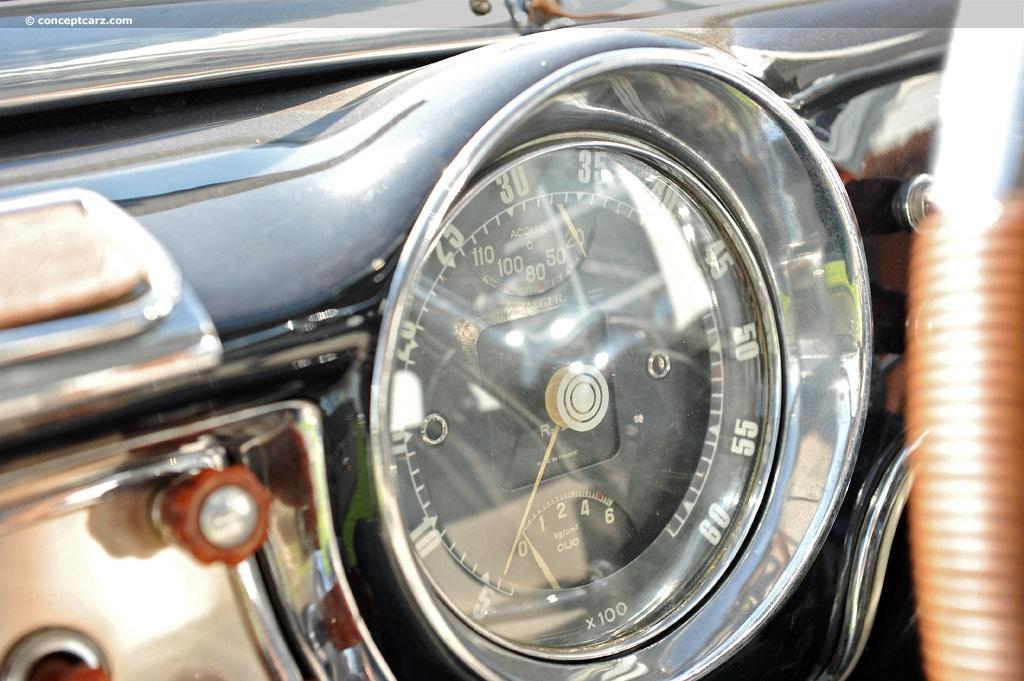 1952 Lancia Aurelia B53