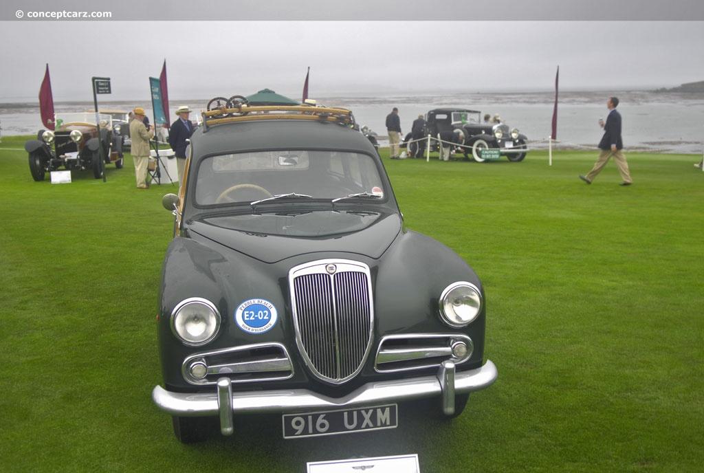 1952 Lancia Aurelia B53 Giardinetta