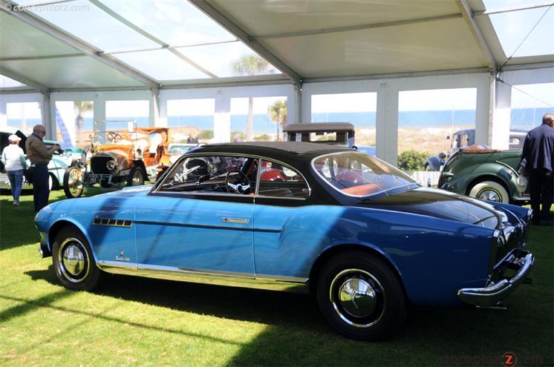 1952 Lancia Aurelia