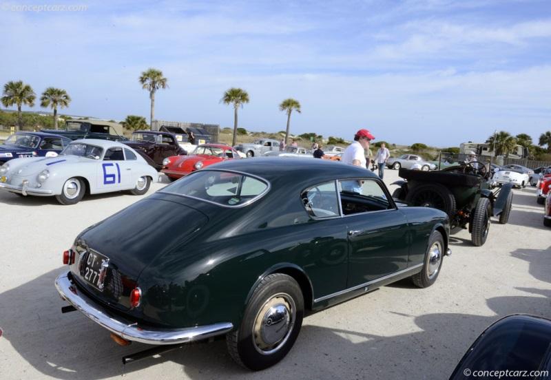 1954 Lancia Aurelia Series IV B20 History, Pictures, Value, Auction ...