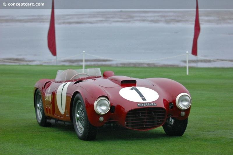 1954 Lancia D24 Sport Spyder History Pictures Value Auction Sales