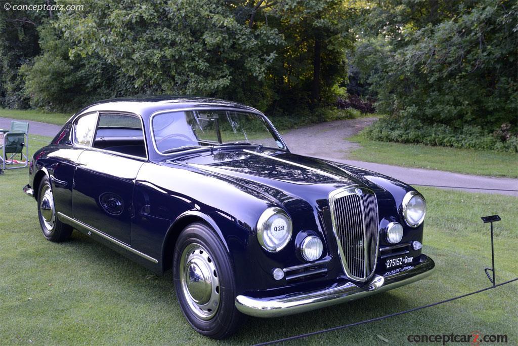 1956 Lancia Aurelia