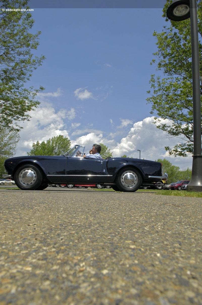 1957 Lancia Aurelia