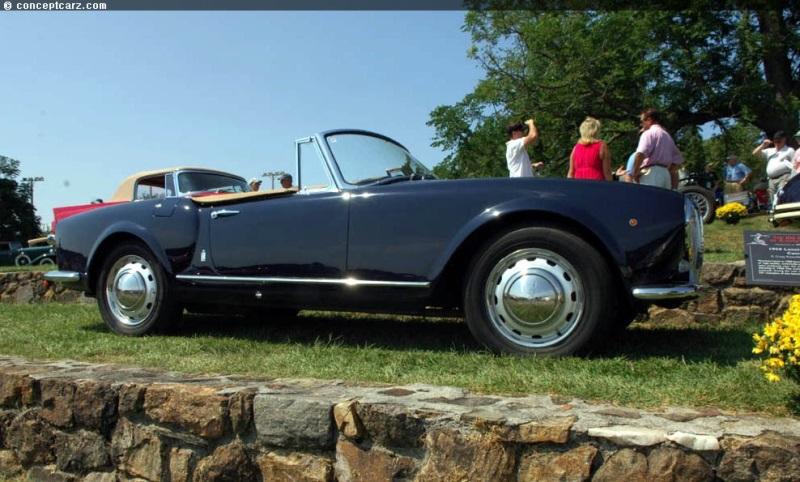 1958 Lancia Aurelia