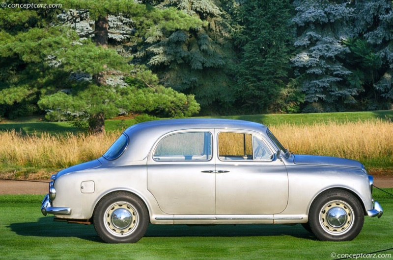 1959 Lancia Appia Image Photo 5 Of 11
