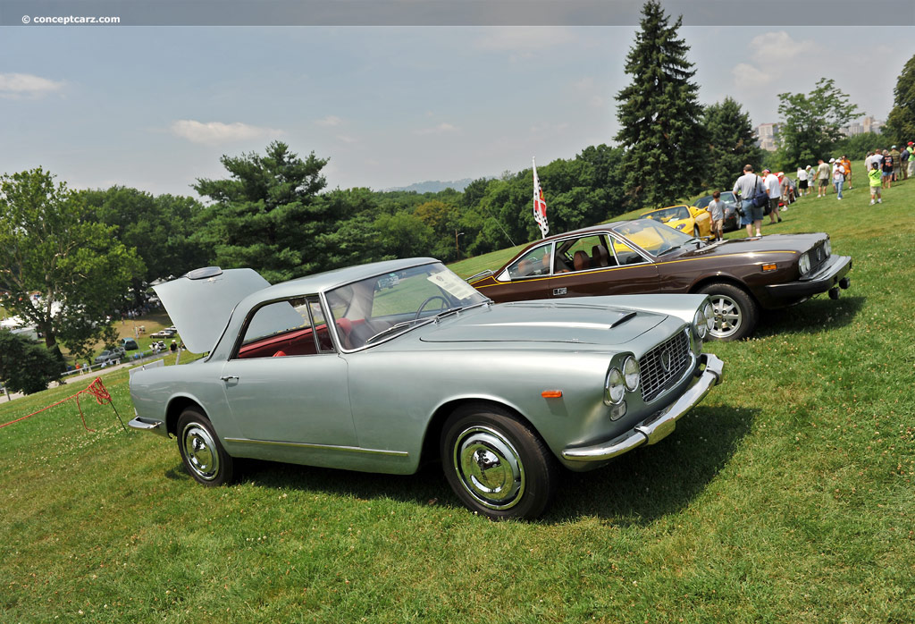 Auction results and sales data for 1963 Lancia Flaminia ...
