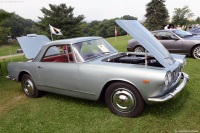 1963 Lancia Flaminia.  Chassis number 8261404079