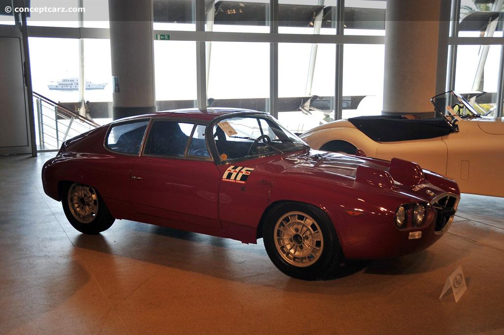 1964 Lancia Sport Prototipo Zagato