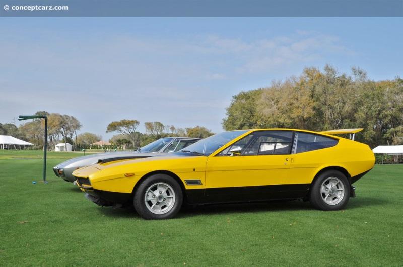 1969 Lancia Fulvia HF Competizione