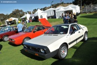 1976 Lancia Scorpion.  Chassis number 137AS 0101366