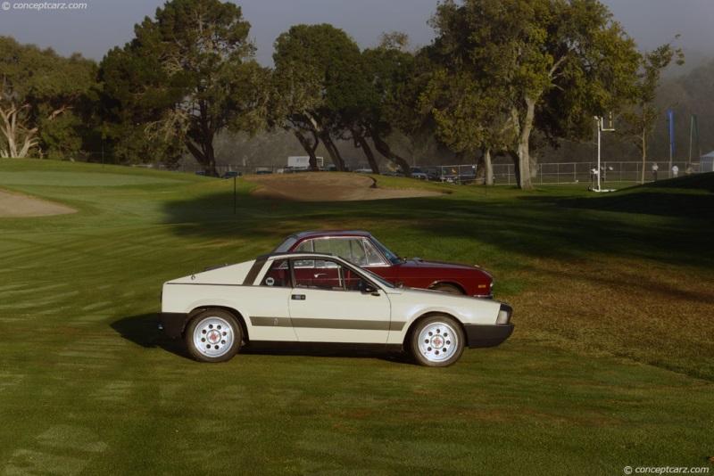 1976 Lancia Scorpion