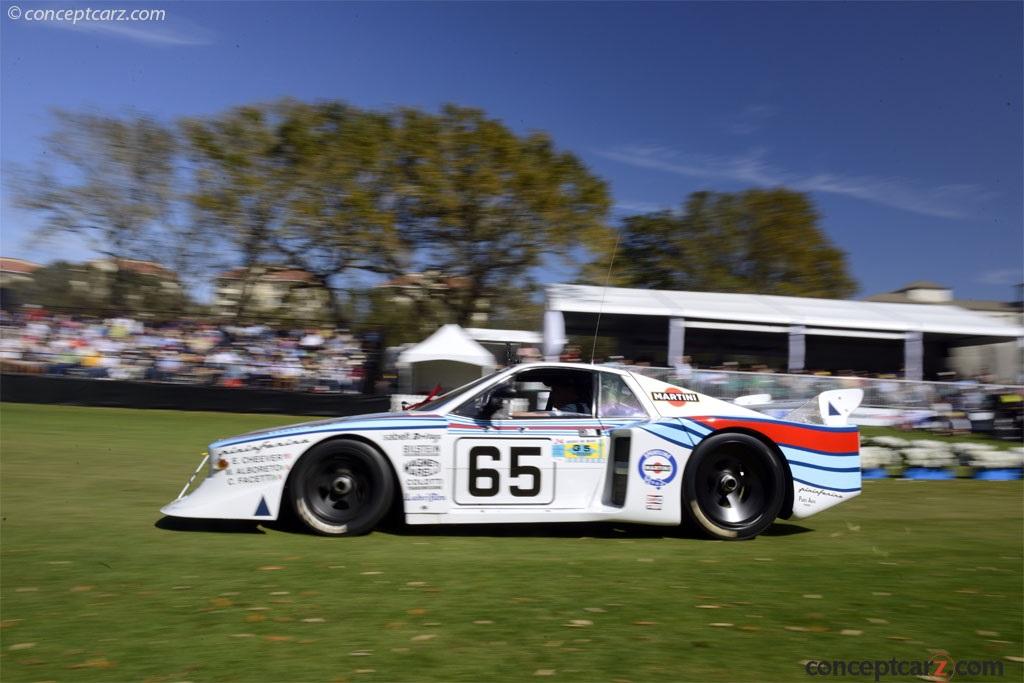 1980 Lancia Beta Monte Carlo Image  Chassis Number 1009