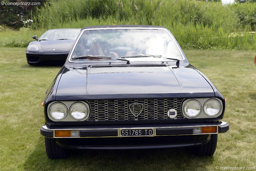 1981 Lancia Beta Image