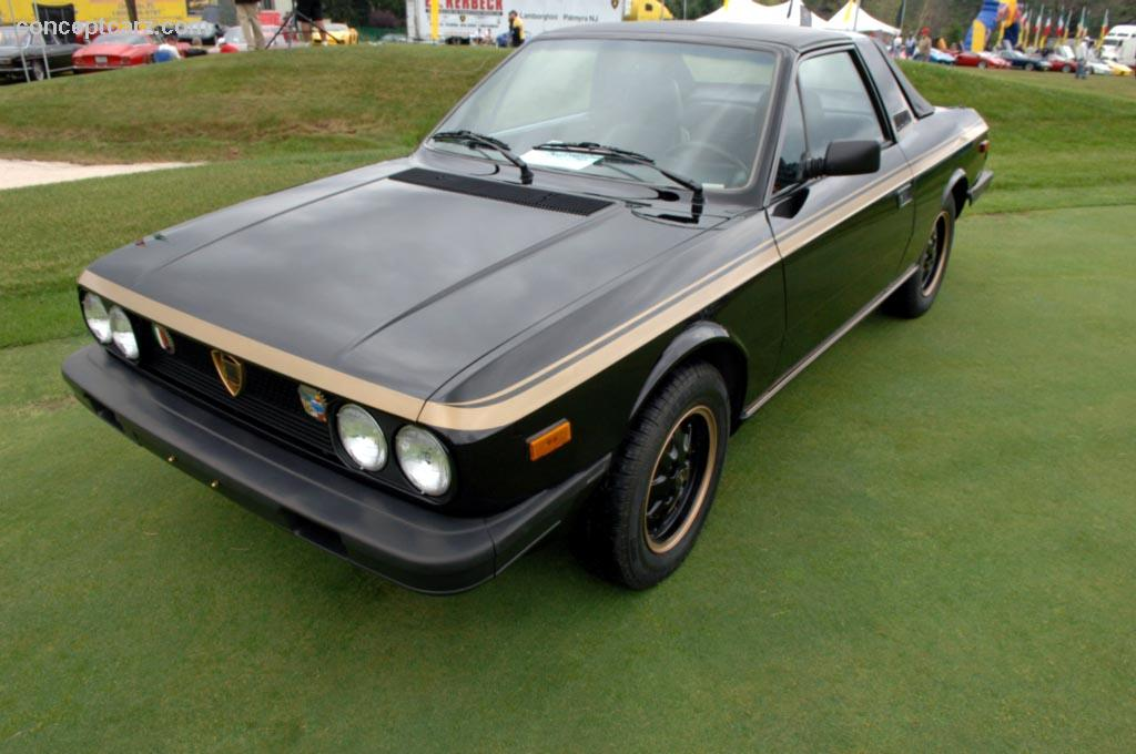 1981 lancia zagato history, pictures, value, auction sales, research