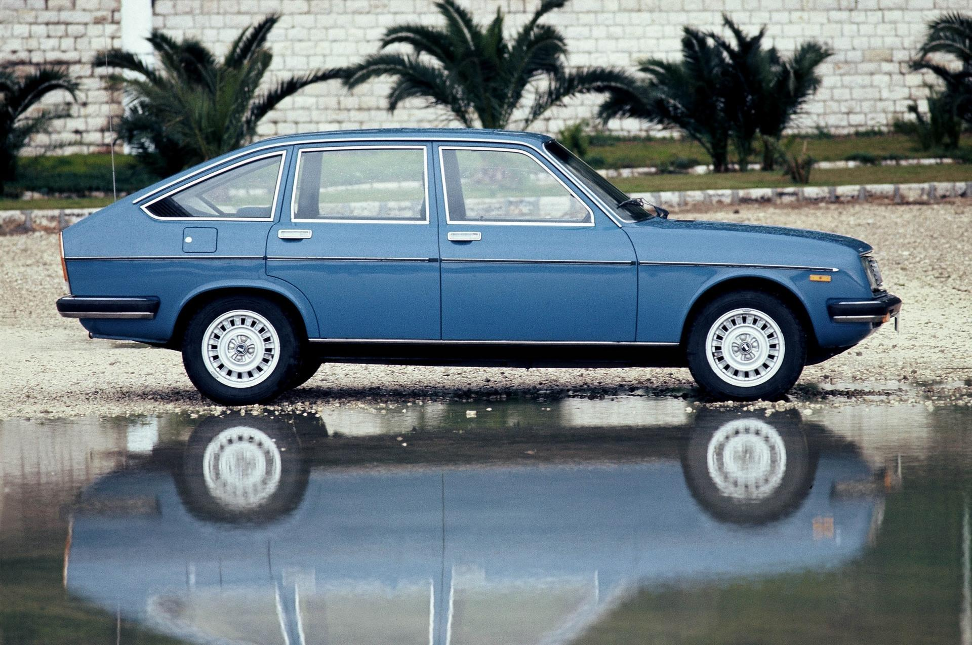 1975 Lancia Beta History, Pictures, Value, Auction Sales, Research ...