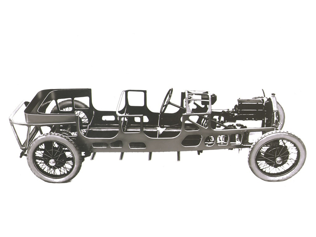 1924 Lancia Lambda Fourth Series