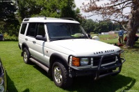 2000 Land Rover Discovery image.