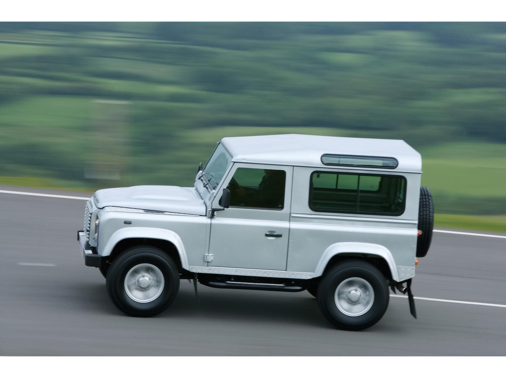 2008 Land Rover Defender Svx News And Information