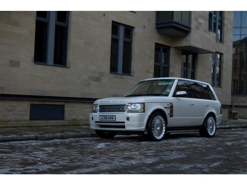 2009 Land Rover Range Rover Sport Stormer Edition Image. Photo 1 of 1