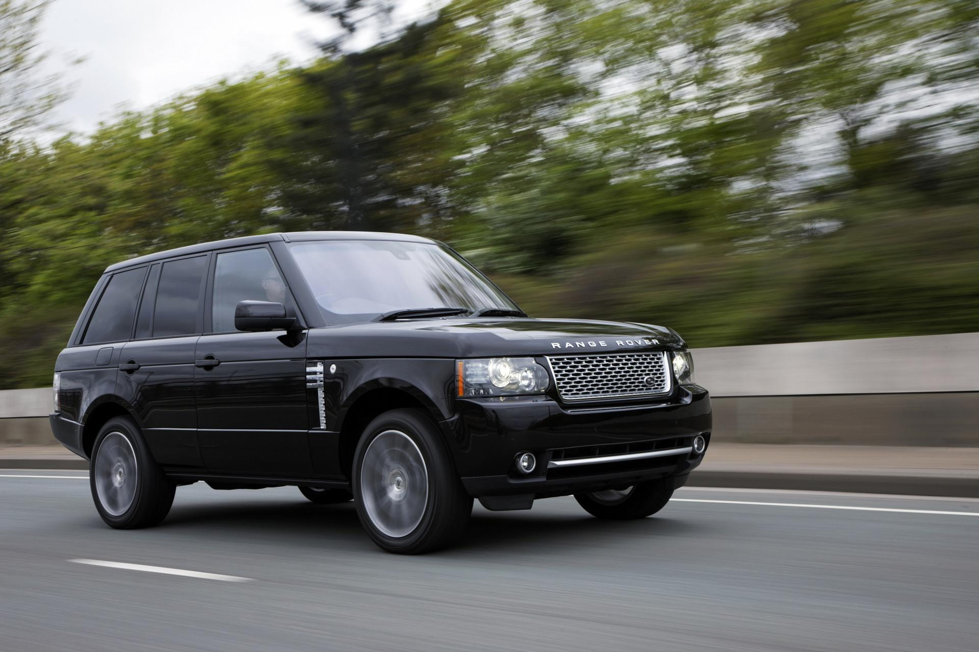 2011 Land Rover Range Rover Autobiography Black Edition News and ...
