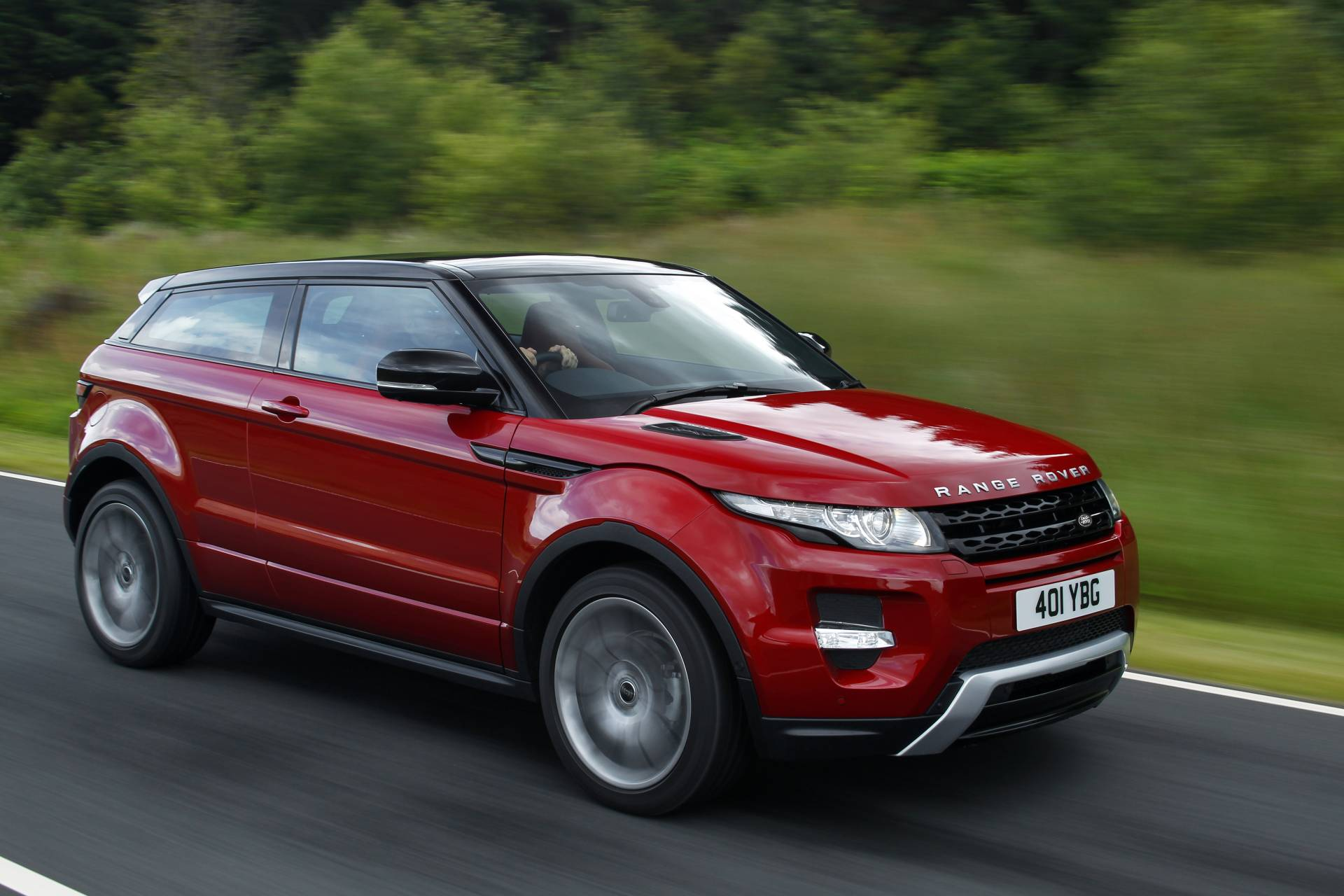 2013 land rover range rover evoque news and information. Black Bedroom Furniture Sets. Home Design Ideas