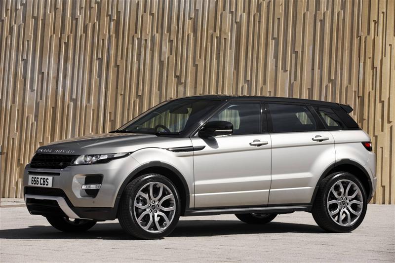 2013 Land Rover Range Rover Evoque Image. Photo 22 of 30