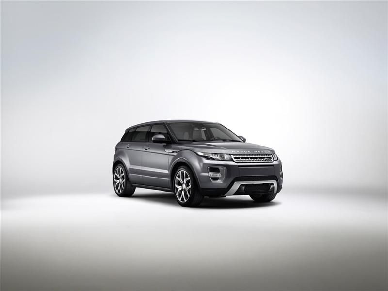 2015 Land Rover Range Rover Evoque Autobiography Dynamic Image ...