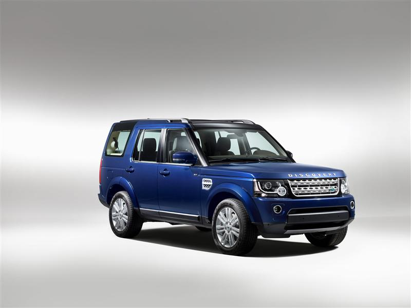 2014 Land Rover Discovery News And Information