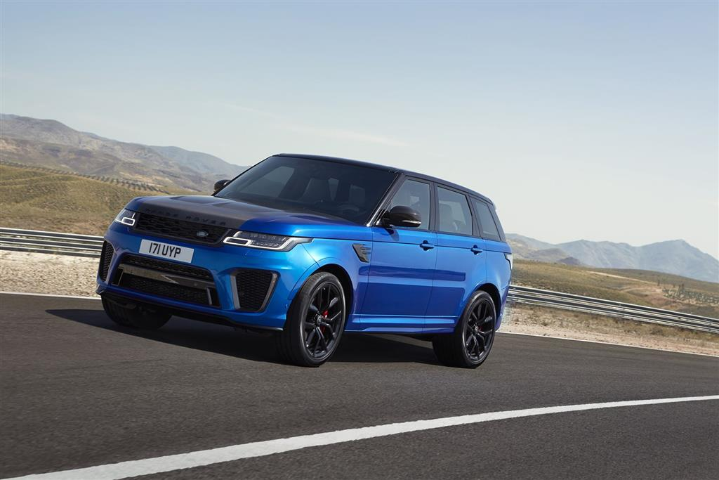 Auction Results And Sales Data For 2018 Land Rover Range Rover Sport