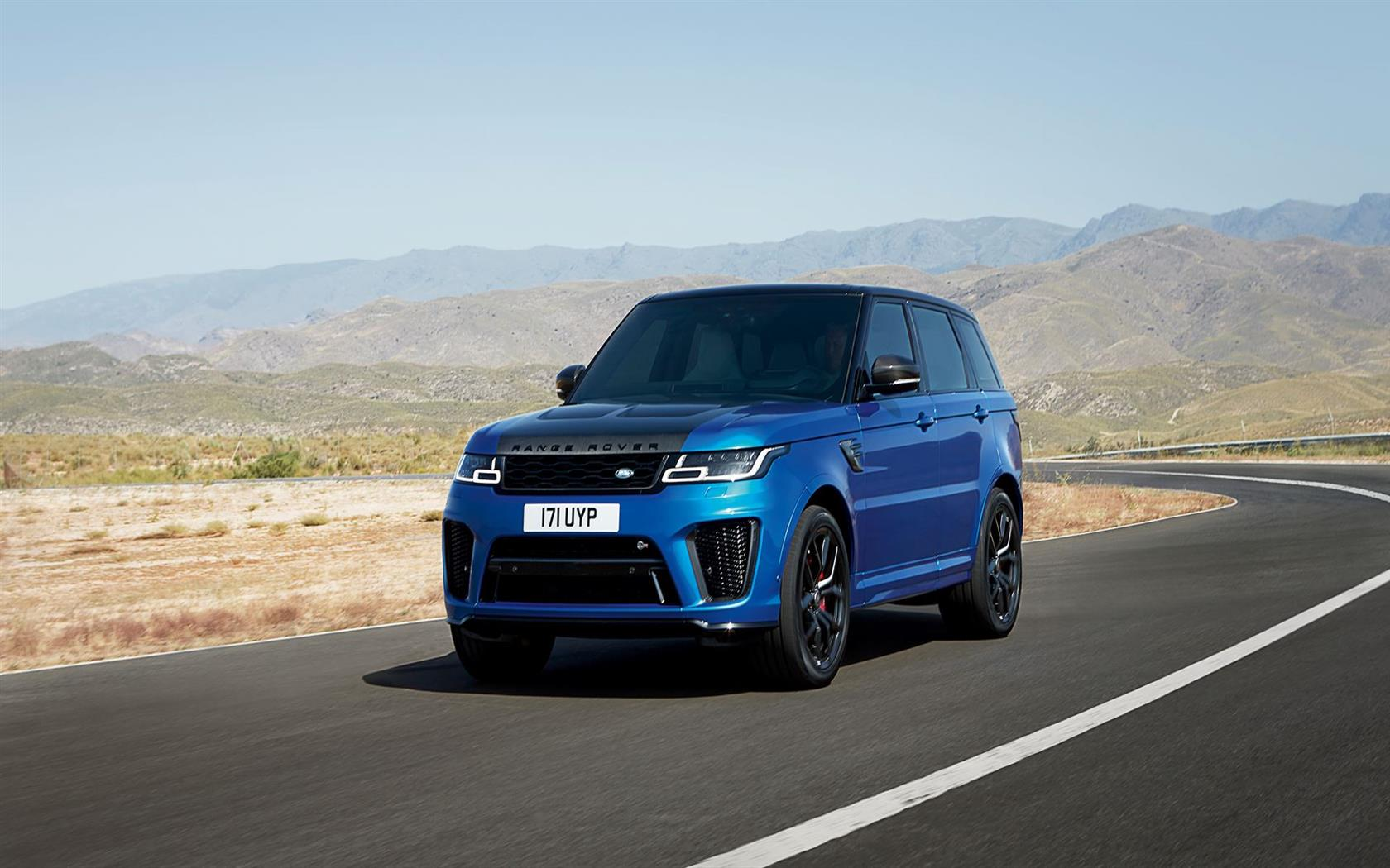 2018 land rover range rover sport p400e phev image. Black Bedroom Furniture Sets. Home Design Ideas