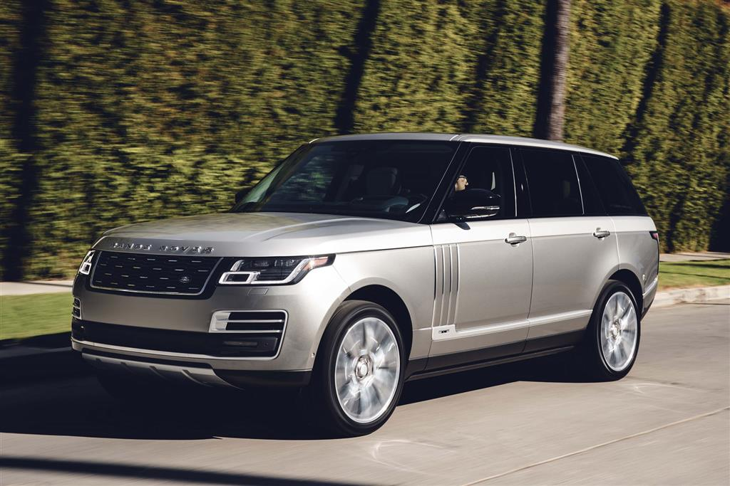 Range Rover Convertible Price >> 2019 Land Rover Range Rover News and Information