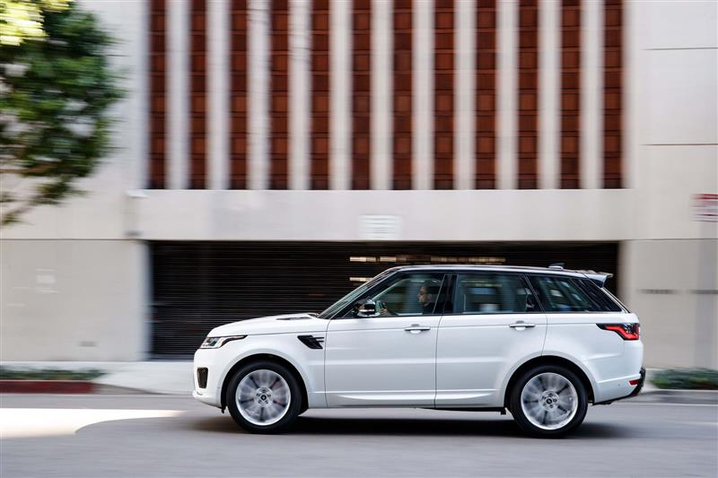 Land Rover Range Rover Sport pictures and wallpaper