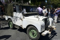 1952 Land Rover Model 80 image.