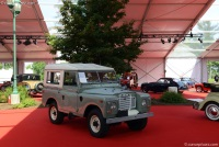 1973 Land Rover Series III image.