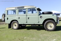 1974 Land Rover Series III image.