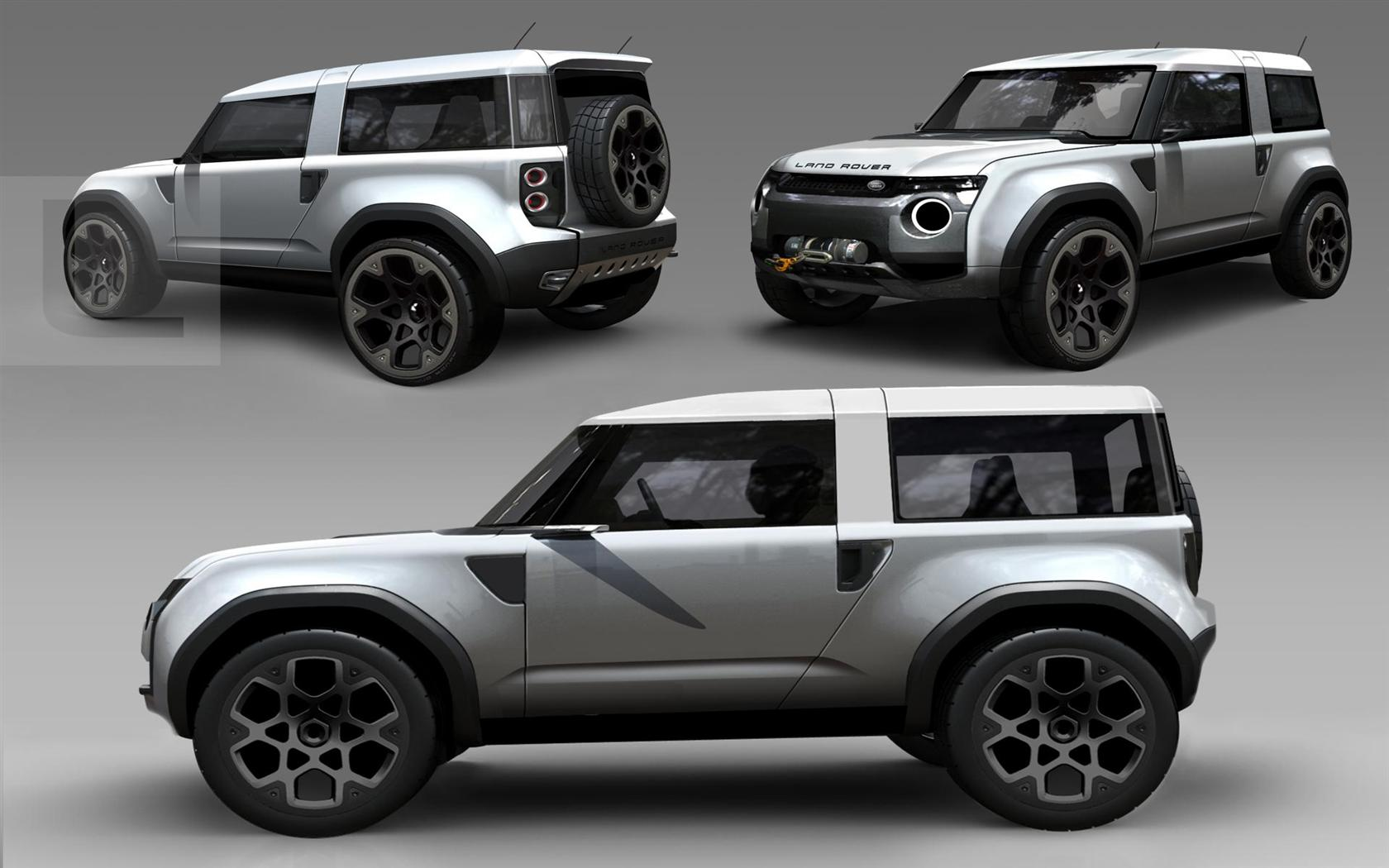 2012 Land Rover Dc100 Concept Image Photo 32 Of 43