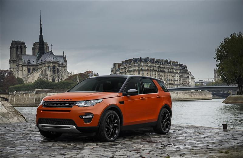 highlight rover land discovery sport startech en refinement fahrzeuge tuning landrover