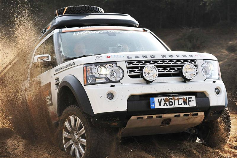 Land Rover Discovery >> 2013 Land Rover LR4 Image. Photo 25 of 27