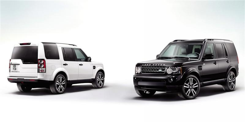 2010 Land Rover Discovery 4 Landmark Limited Editions News And