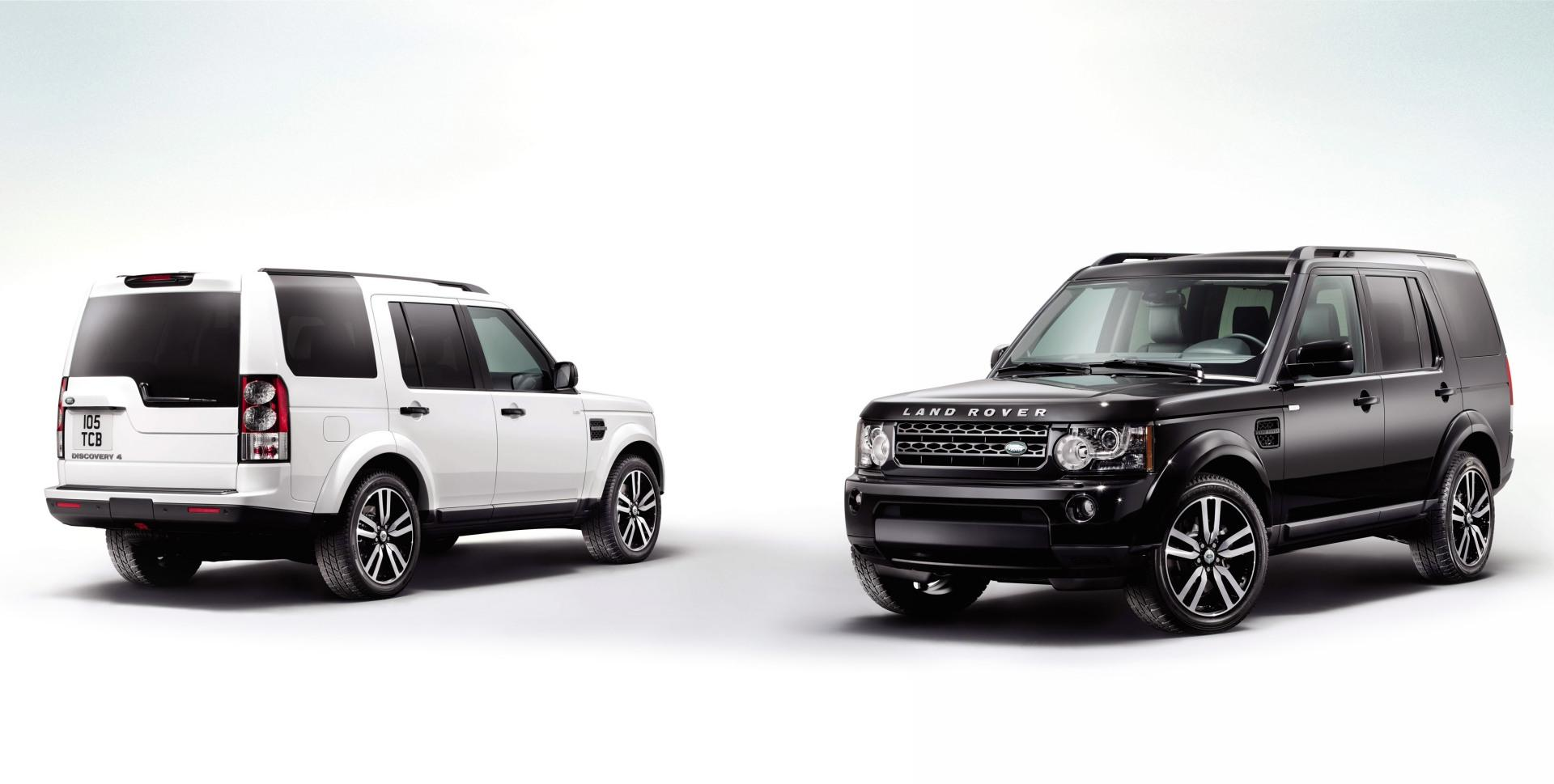 2010 Land Rover Discovery 4 Landmark Limited Editions News