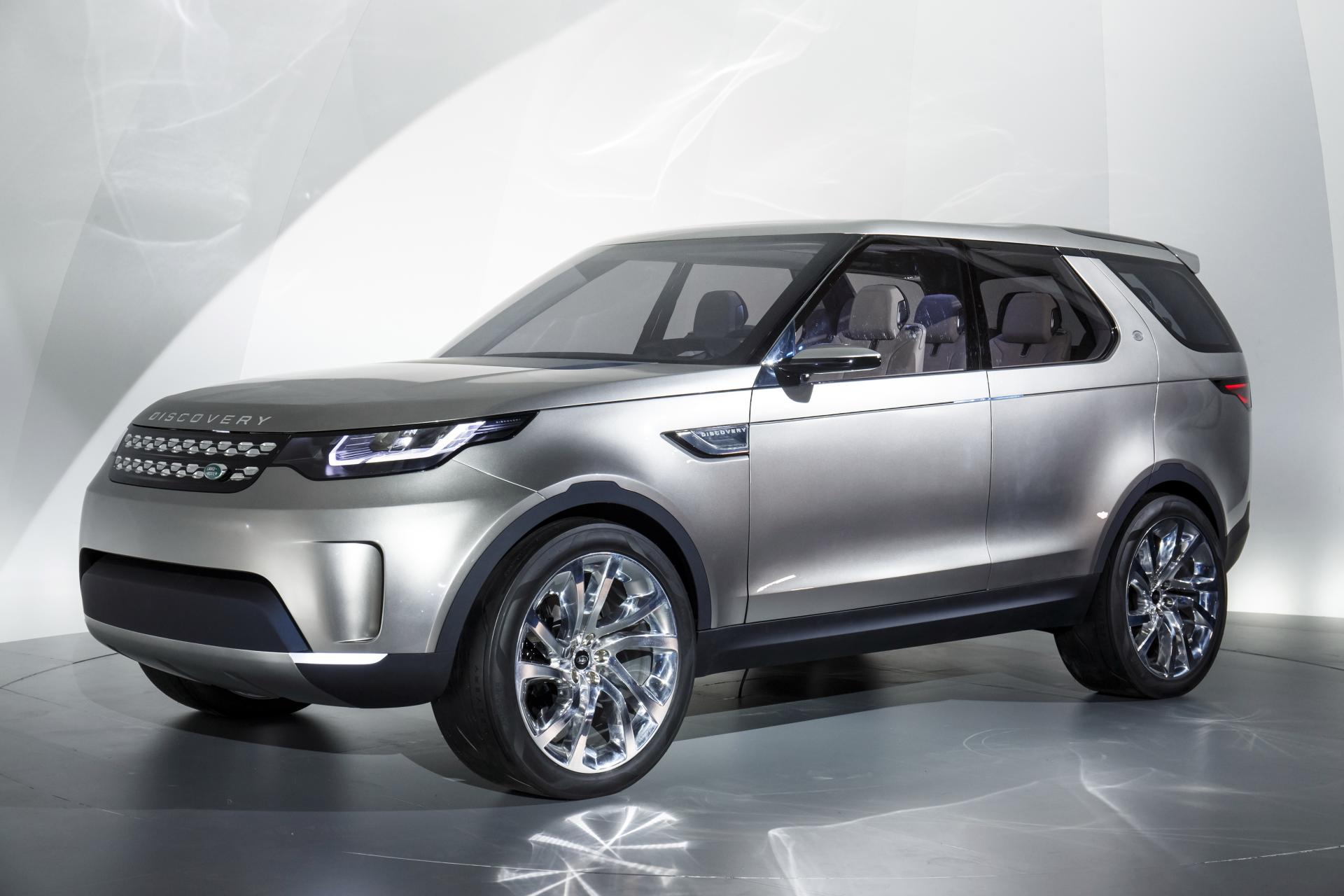 2014 Land Rover Discovery Vision Concept News And
