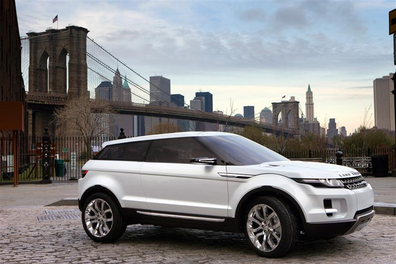 2008 Land Rover Lrx Concept Image Photo 7 Of 96
