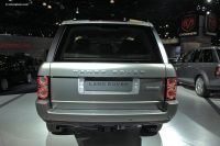 2010 Land Rover Range Rover image.