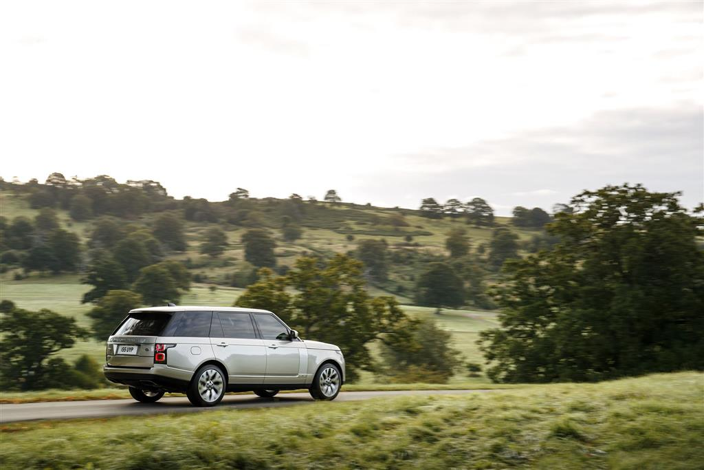 2018 Land Rover Range Rover News and Information