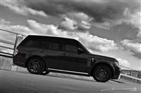 Land Rover Black Vogue