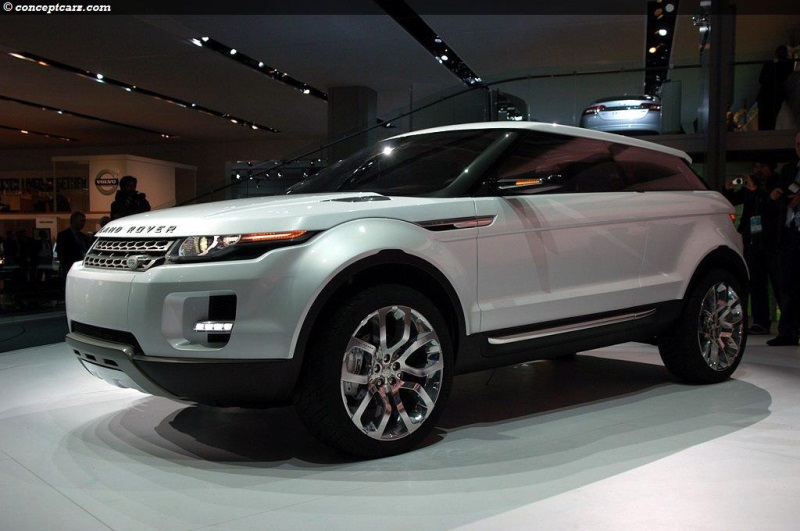 2008 Land Rover Lrx Concept Image Photo 56 Of 96