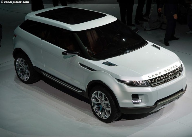 2008 Land Rover Lrx Concept Image Photo 50 Of 96
