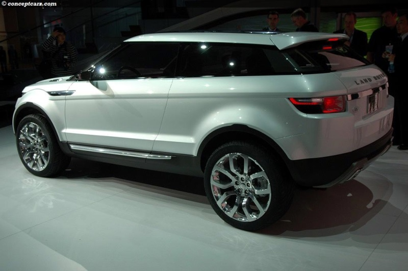 2008 Land Rover Lrx Concept Image Photo 58 Of 96