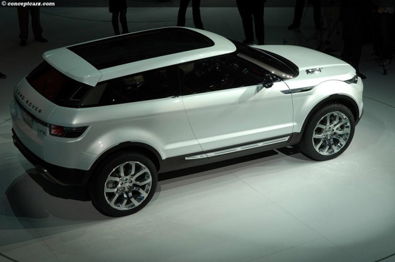 2008 Land Rover Lrx Concept Image Photo 48 Of 96